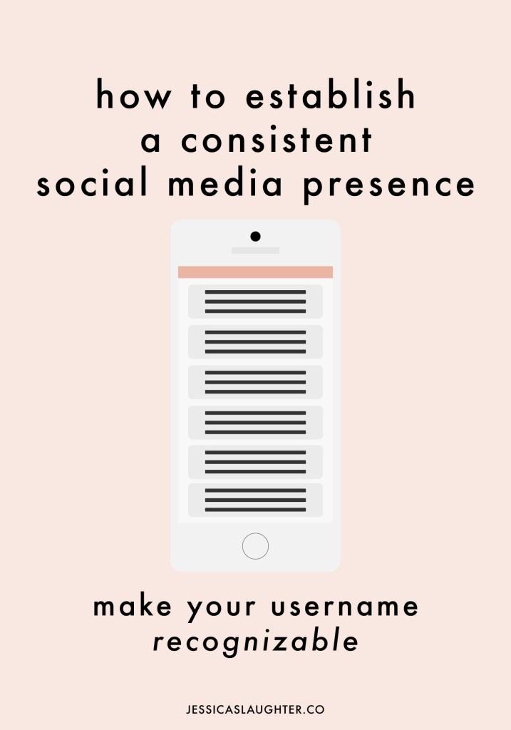 How To Establish A Consistent Social Media Presence
