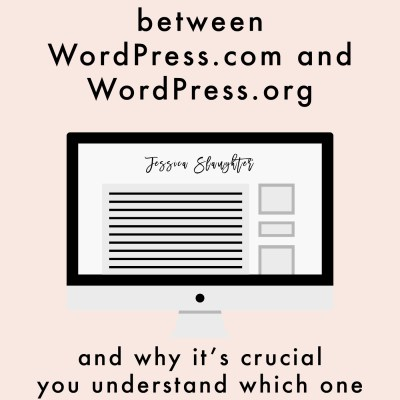 WordPress.com vs. WordPress.org Comparison