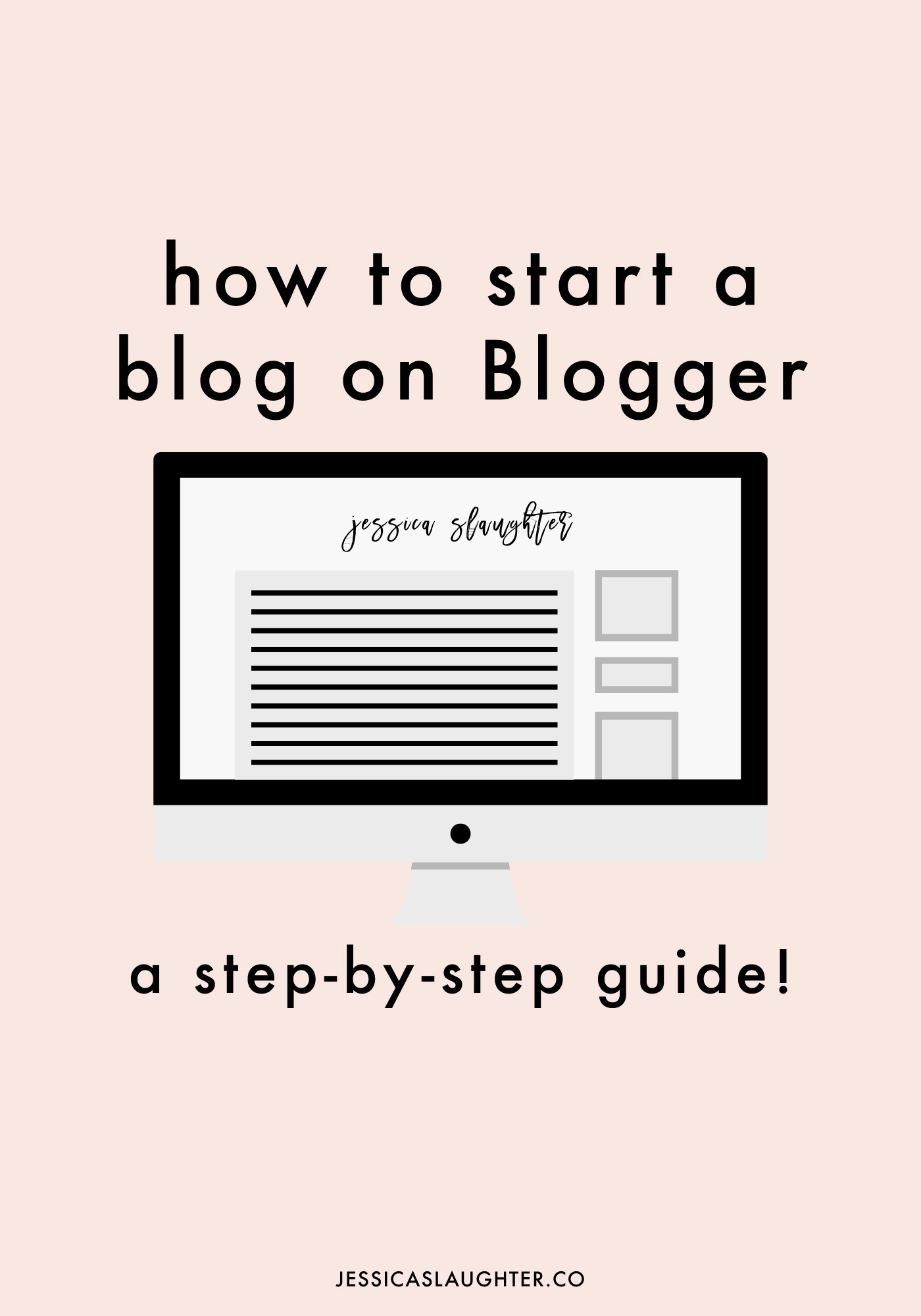 Start your own blog for free in minutes!