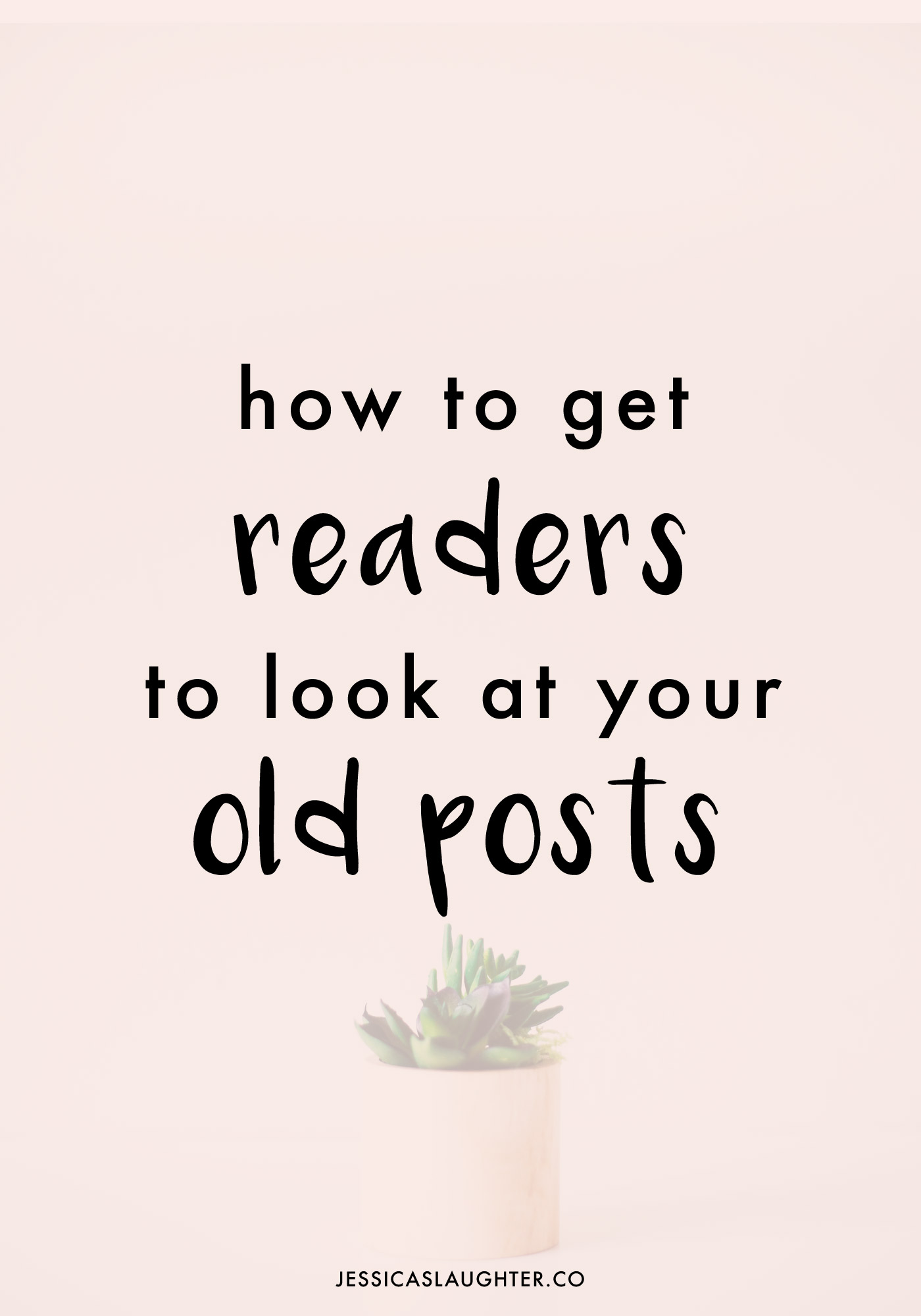 Don't let your old content go to waste! Use these tips to get eyes on your archives!