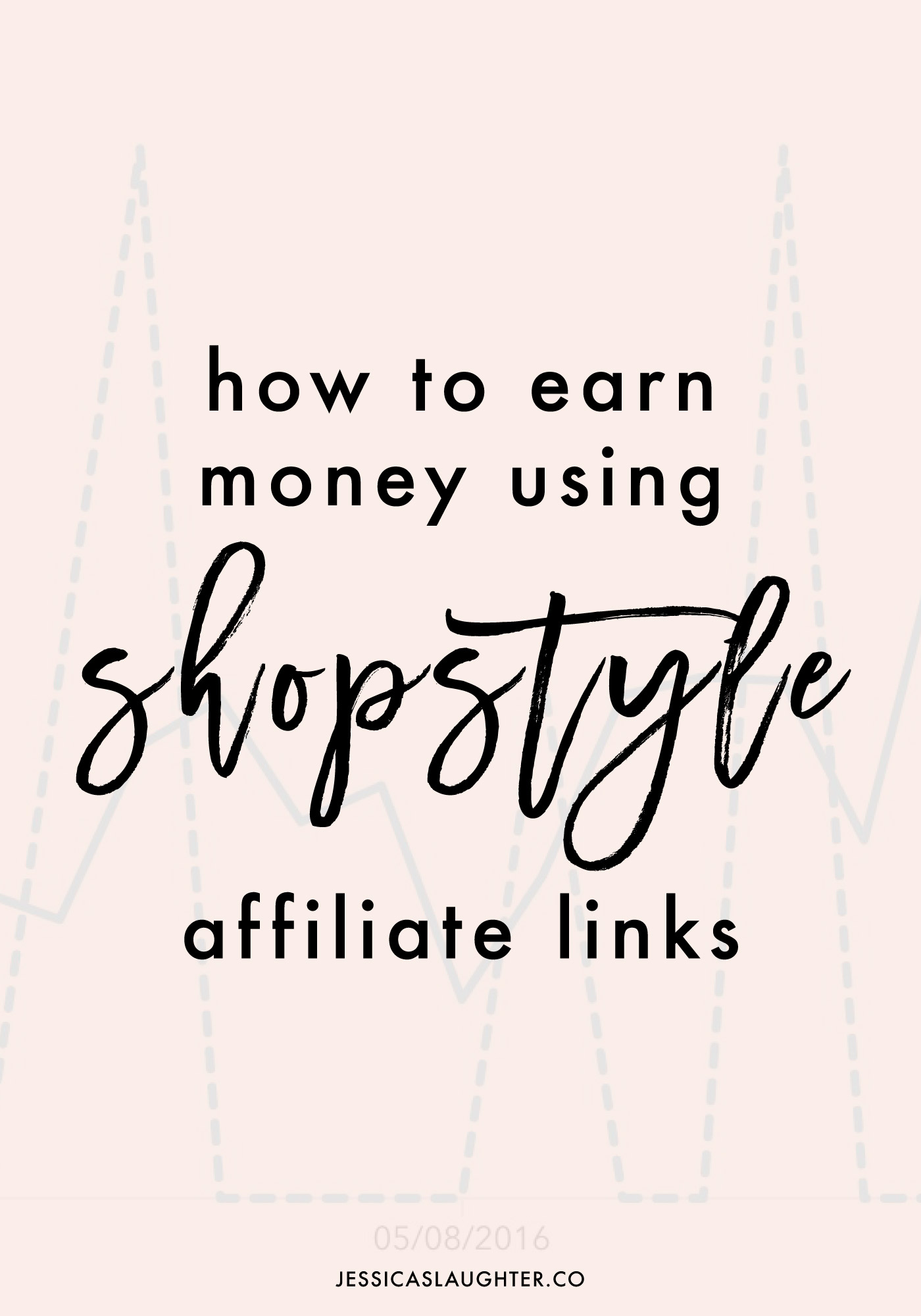 Want to earn money just by sharing about the products you love? I went from earning cents a month to hitting the $100 mark using these strategies for ShopStyle affiliate program, and I'm ready to share my steps to success with you!