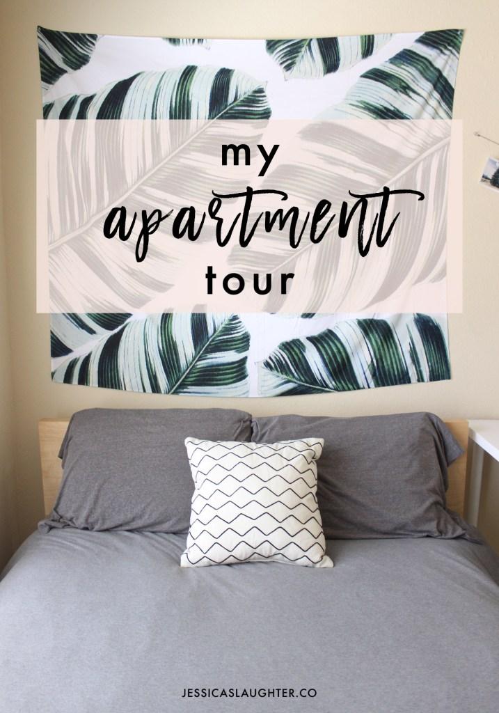 My College Apartment Tour
