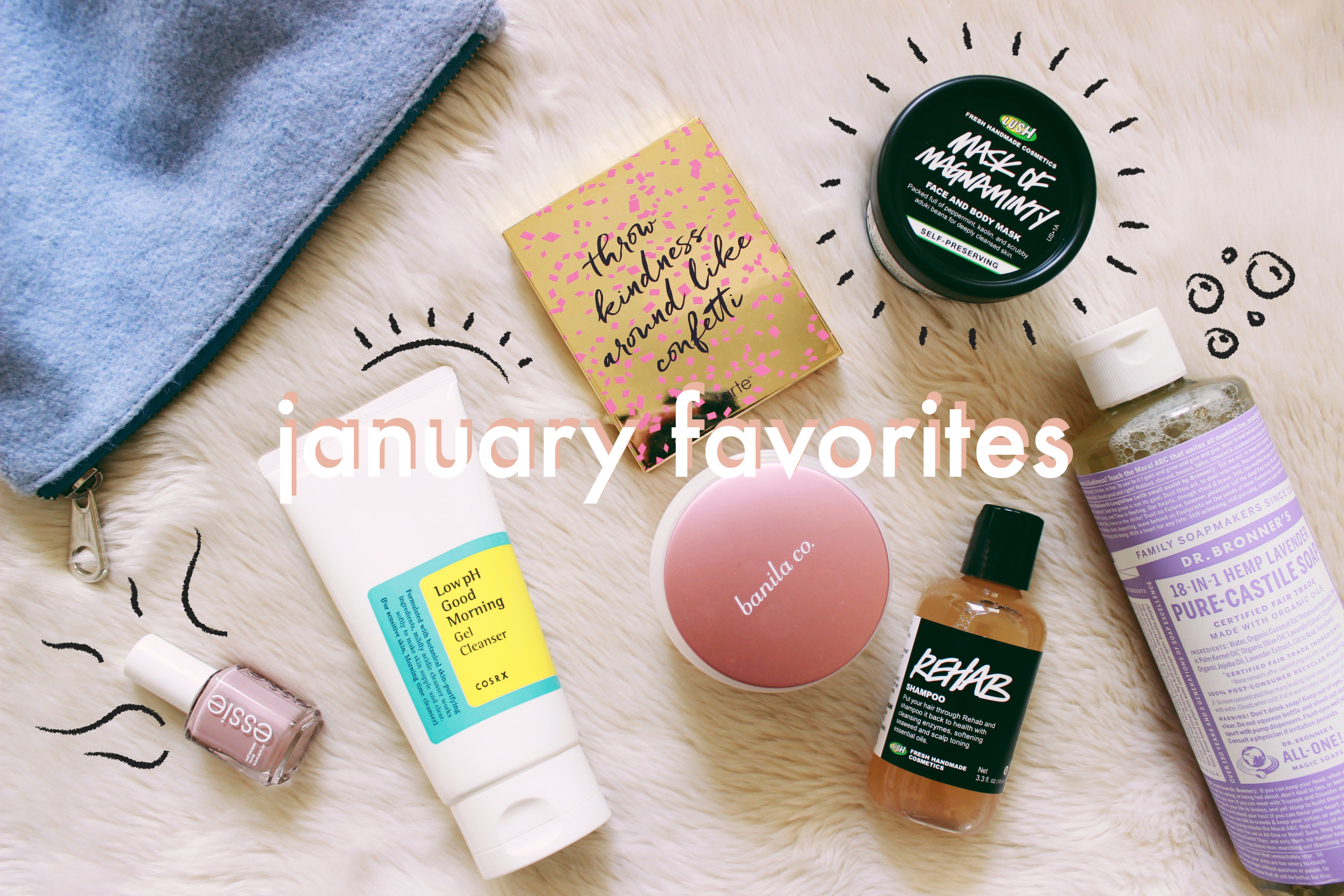 January Favorites | Jessica Slaughter