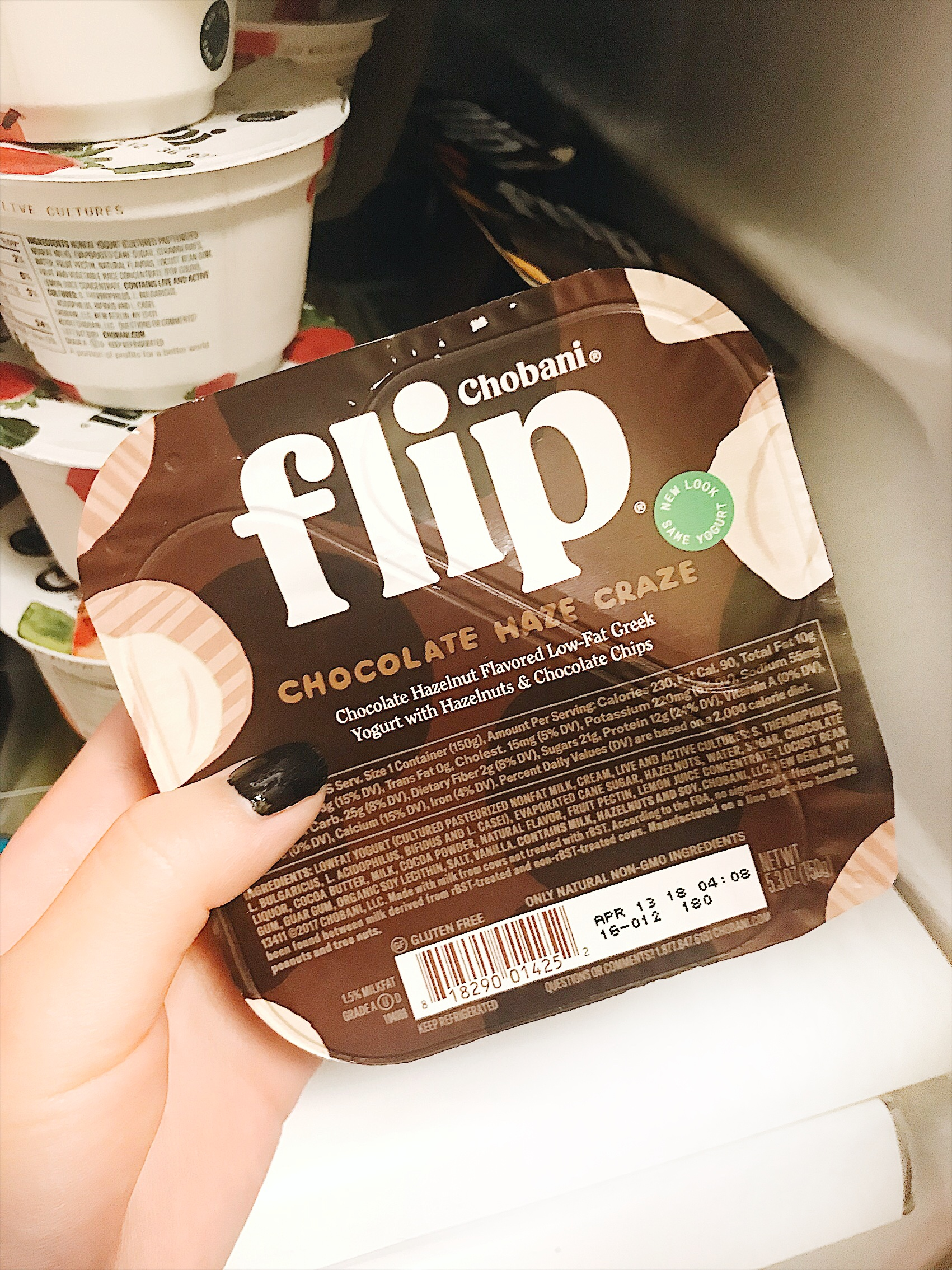 Things I'm Loving Chobani Flip