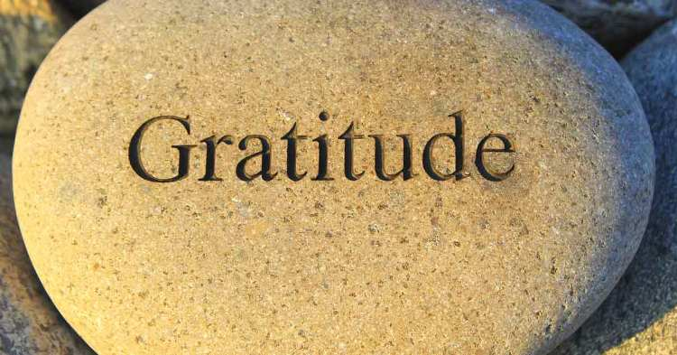 2018 Gratitudes