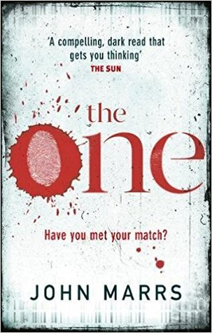 Release Day Review of The One by John Marrs and a US Giveaway!