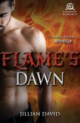 Flame's Dawn cover