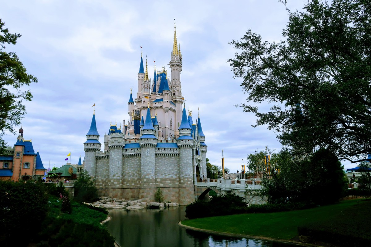 MAGIC KINGDOM – ORLANDO