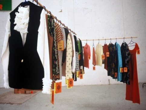 Partridge Wear Collection (installation view)