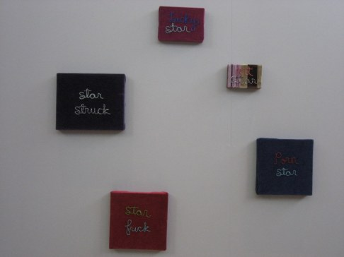 Star Series, Installation View (2007)