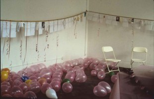 The Baby Shower, Camden Arts Centre (1995)