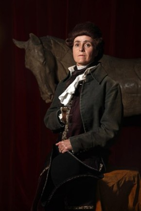 Amanda Root as Thomas Gainsborough