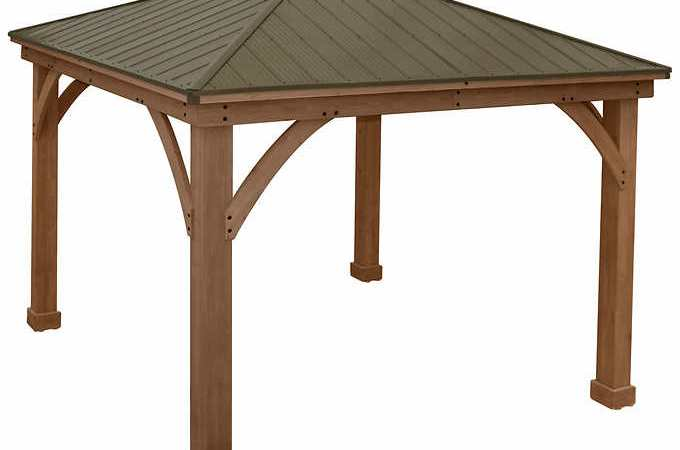 Costco Yardistry Gazebo: Our Experience After 3 Years