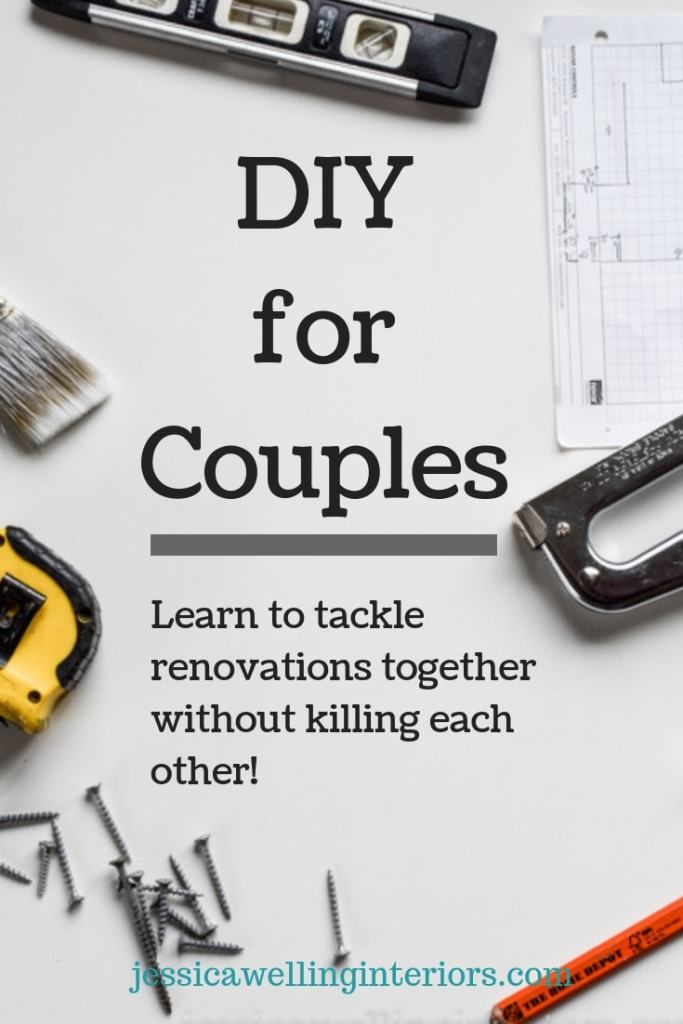Every couple who's taken on a DIY project together knows it can be fraught with arguments and tension. These 10 tips from experienced DIY couples will help get you through your next project peacefully.