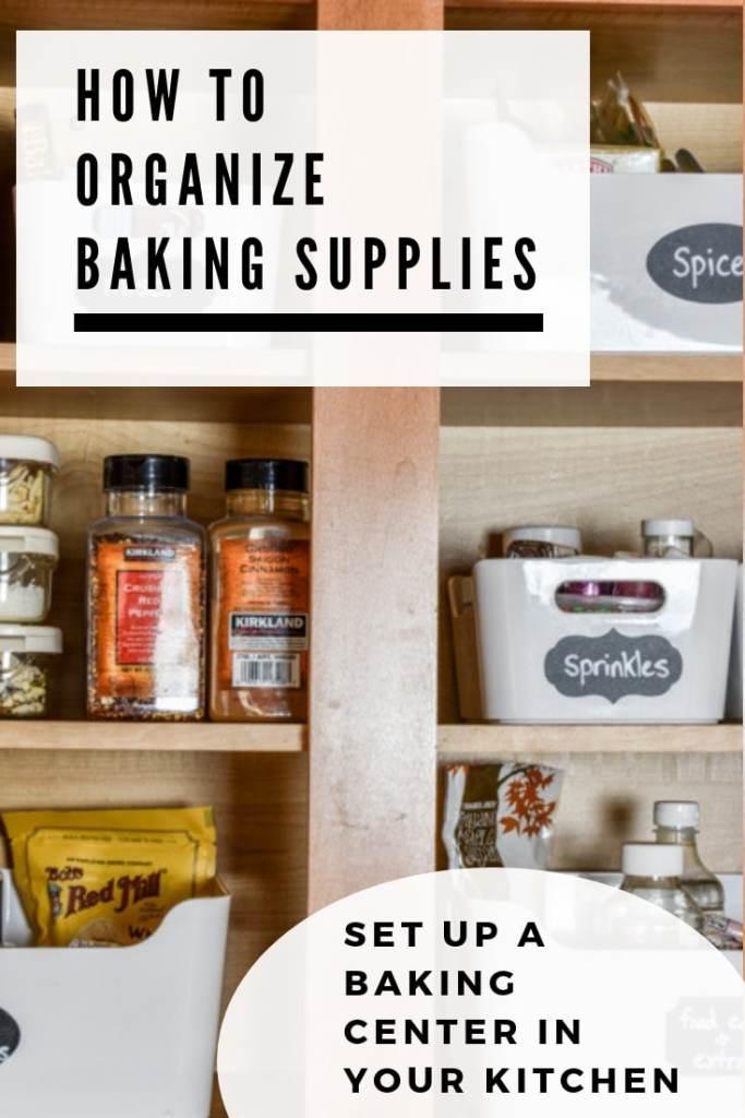 image of organized baking supplies