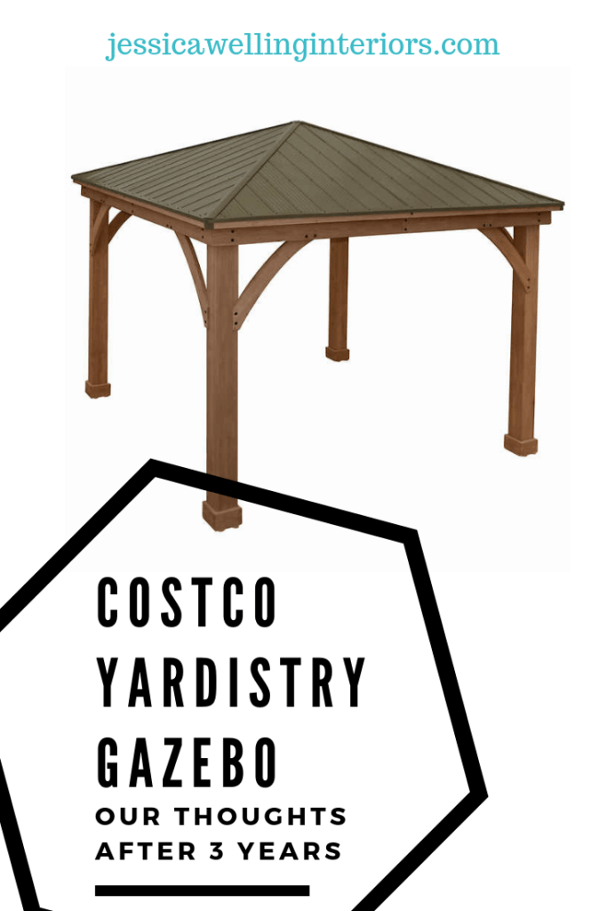costco gazebo review our experience
