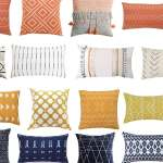 Cheap Modern Throw Pillow Covers For Fall Jessica Welling Interiors