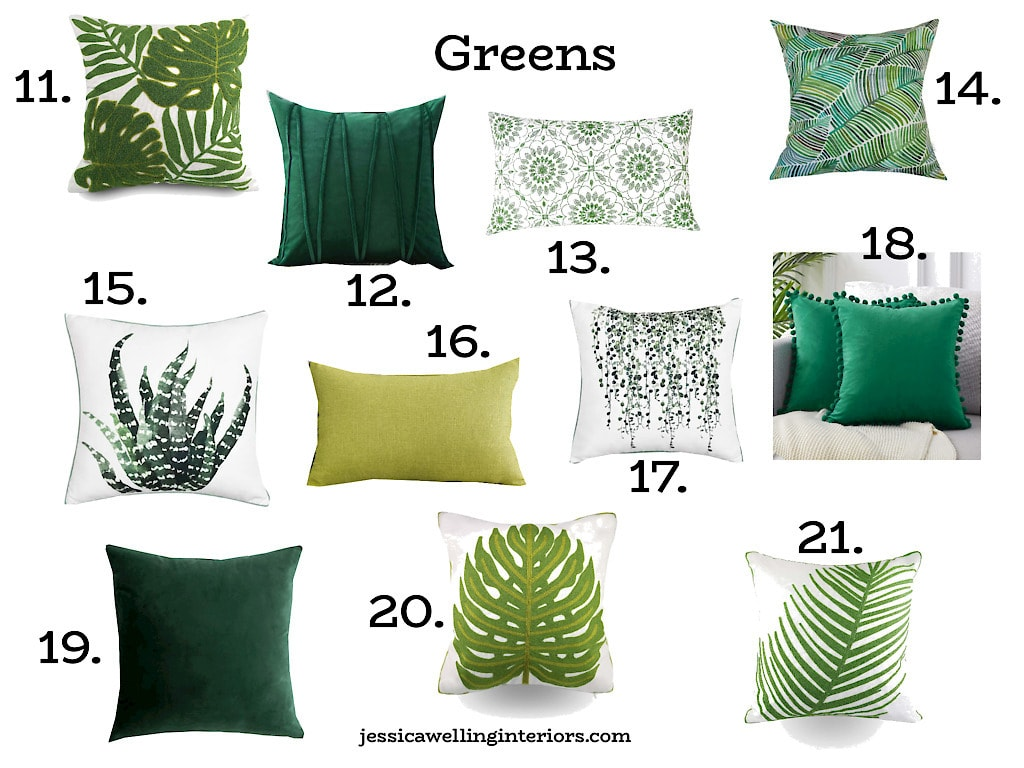 cheap throw pillow covers for spring