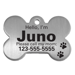 pet-id-tag-pittsburgh-bone-shape