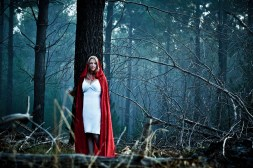 Red Riding Hood shoot for Tamara