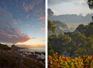 Autumn in the Margaret River Wine Region and Sugarloaf Rock