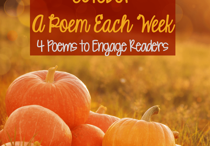 October A Poem Each Week