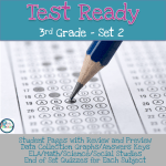 Test Ready - 3rd Grade Set 2