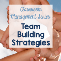 Team Building Strategies for the Classroom