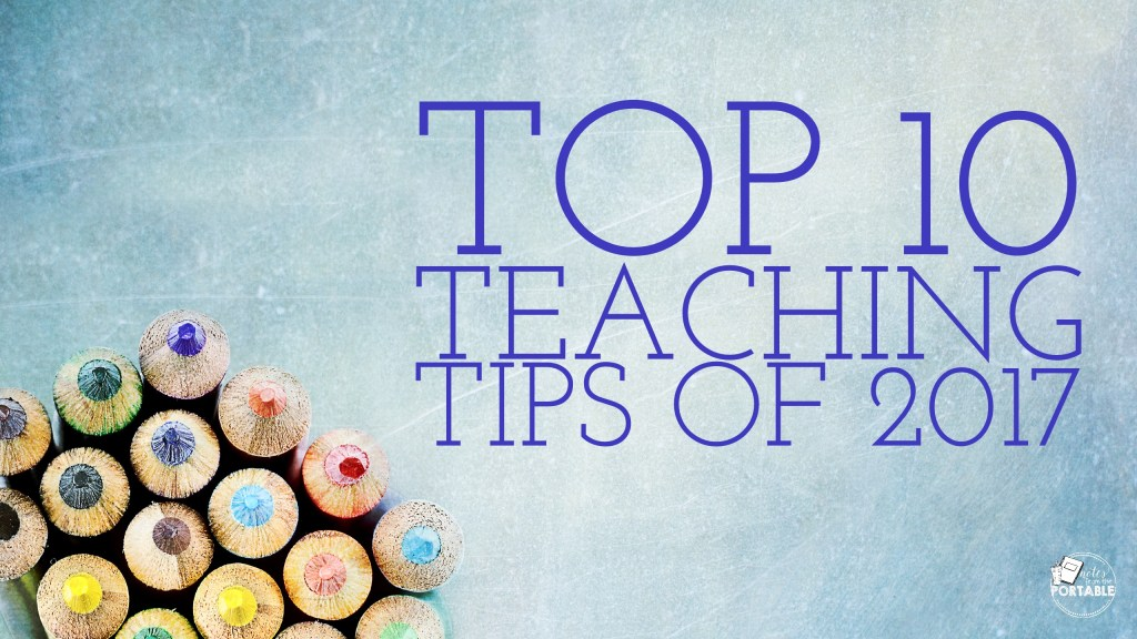 Teaching Tips for the new year. Great ideas and freebies for time management, classroom management, keeping up with grading!