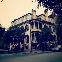Savannah, Georgia Buildings