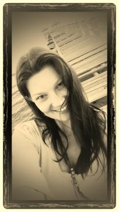 Jessie Jeanine self portrait