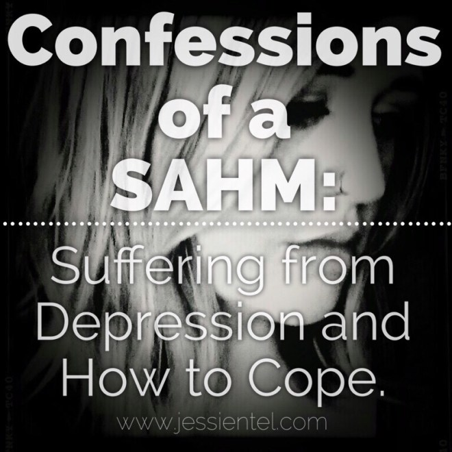 Confessions Of A Sahm Suffering From Depression And How To Cope