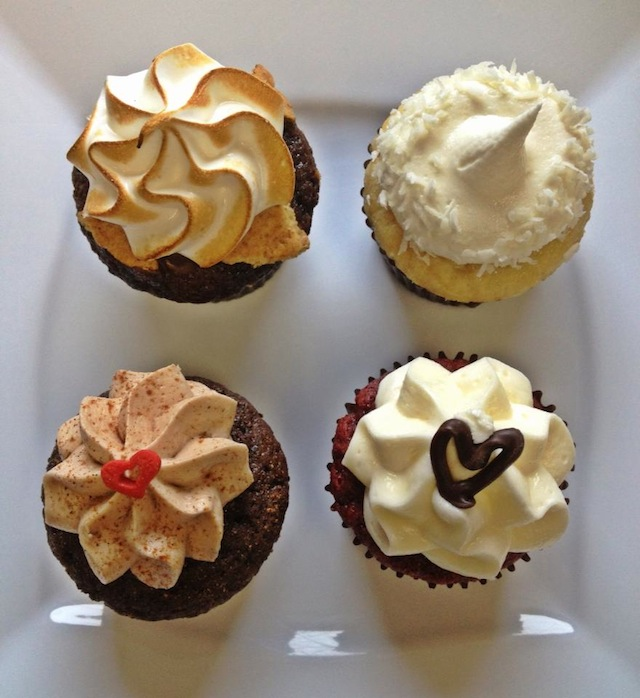 robibero winery cupcakes