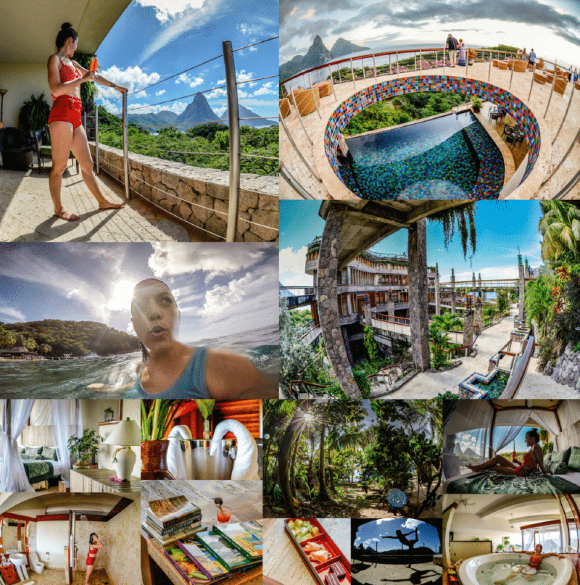 luxury resorts in the caribbean