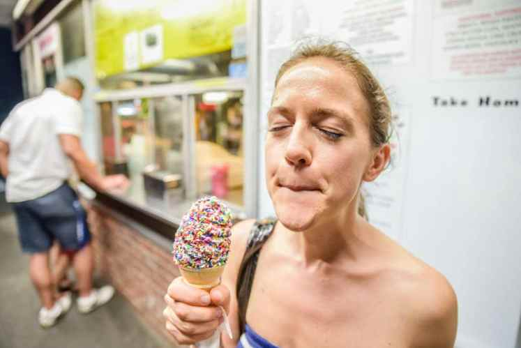 things to do in dutchess county - eat soft serve ice cream