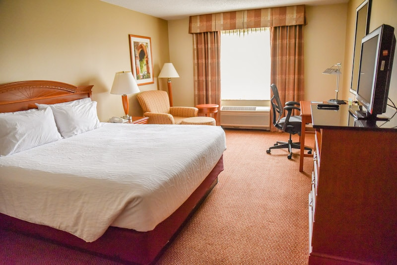 things to do in Dutchess County, stay at the Hilton Garden Inn