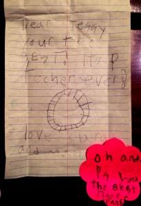 Hoop Dance Note From Clara