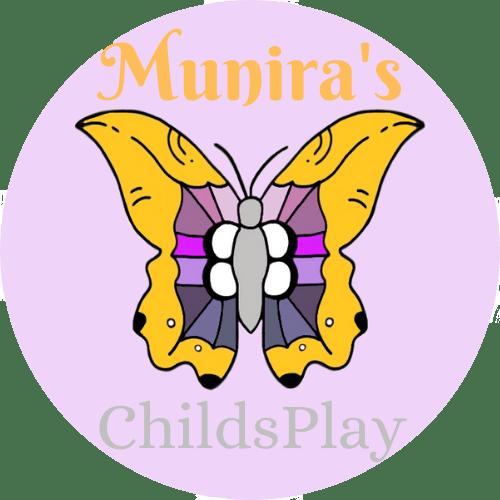 Munira's ChildsPlay symmetrisch Logo