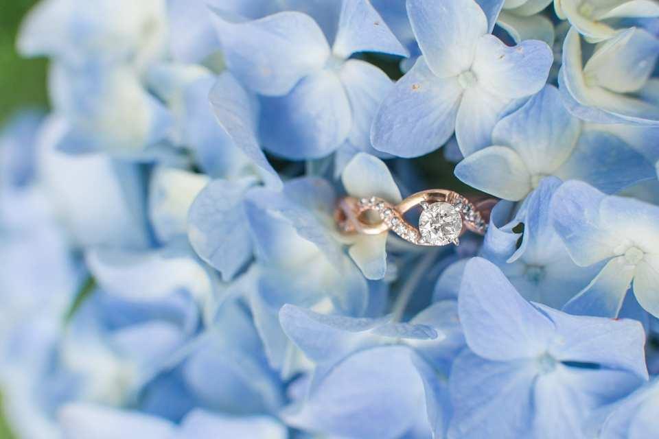 blue flower kernersville ring
