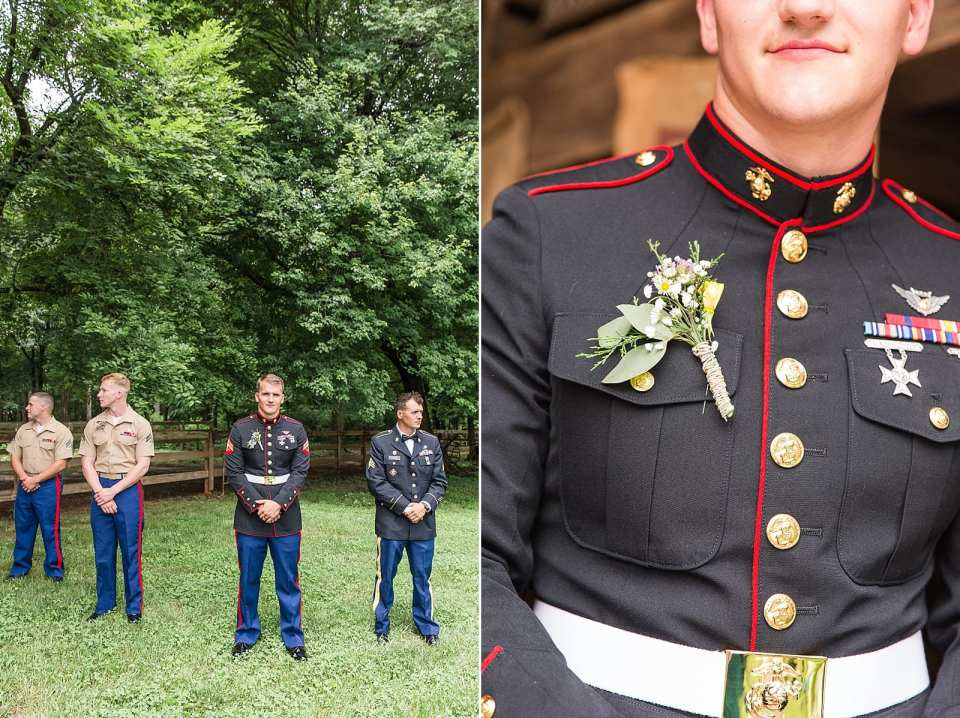 kernersville farm wedding photographer
