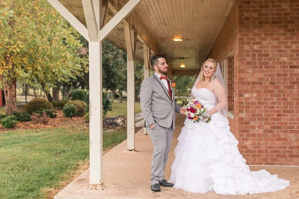bur mil park wedding