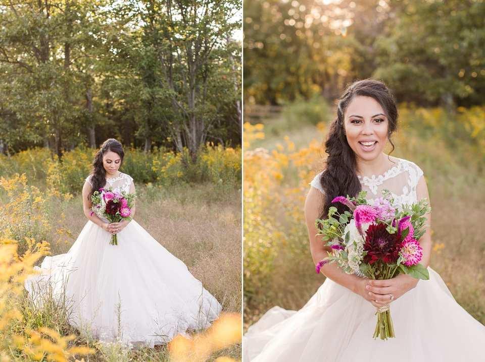 pilot mountain bride