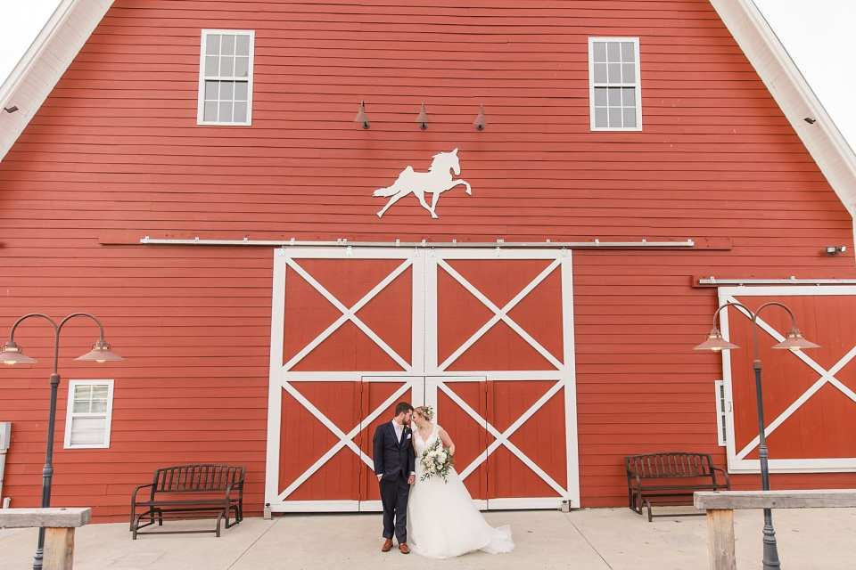 millikan farms wedding