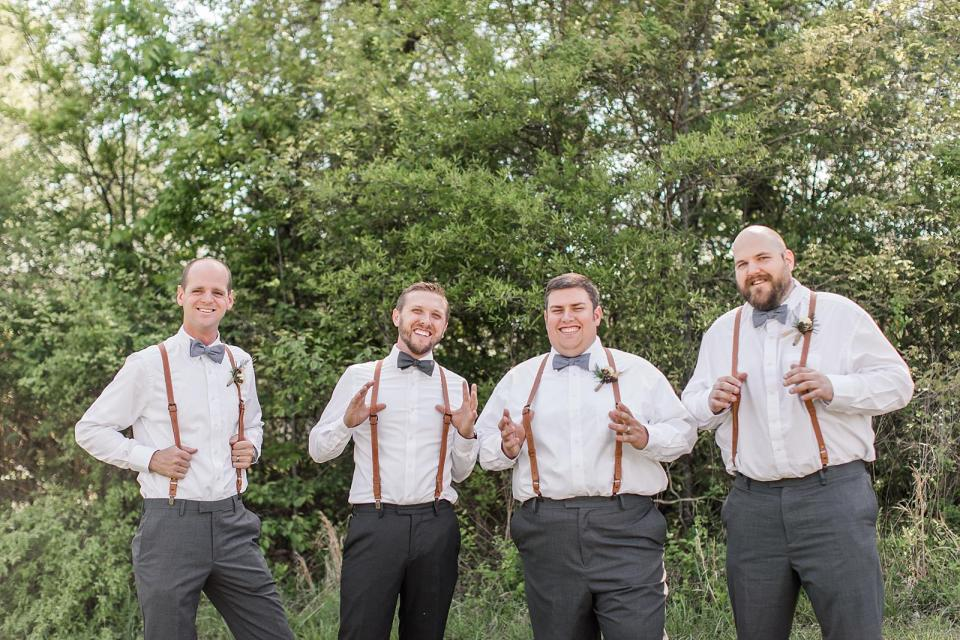 the hideaway at crooked creek wedding