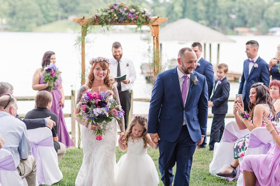 Lake Norman Wedding