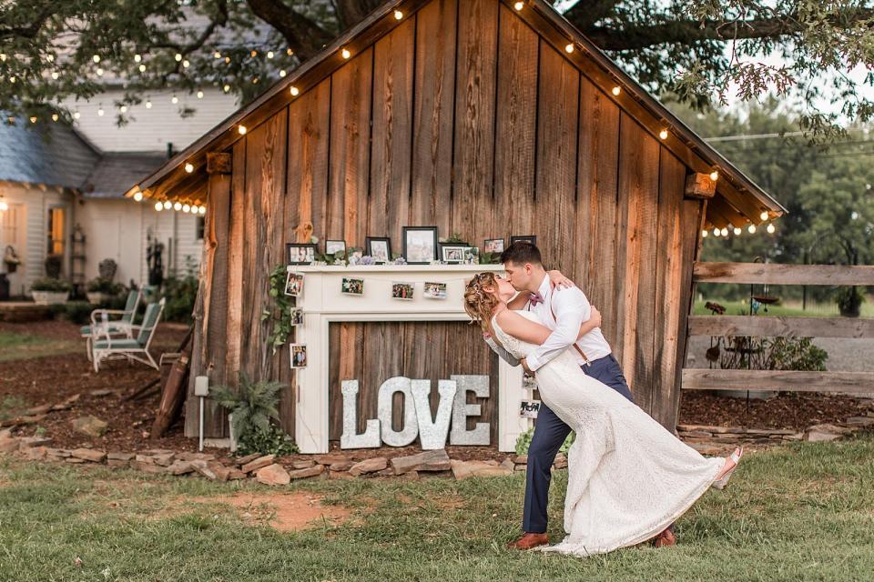 Willstella Farm Wedding Kernersville Wedding Photographer