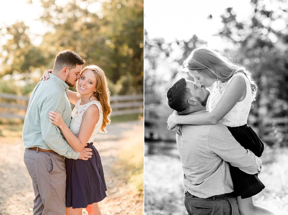 Pilot Mountain Engagement Session