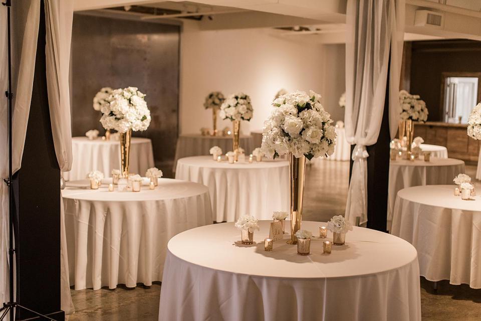 Villa de l'Amour Wedding High Point NC