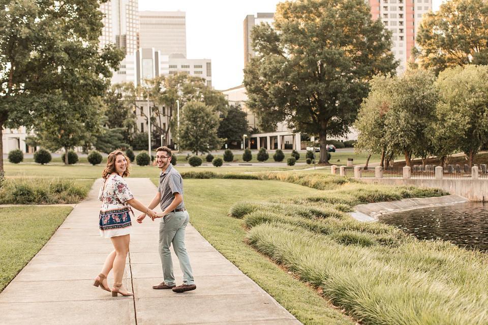Freedom Park Charlotte Engagement
