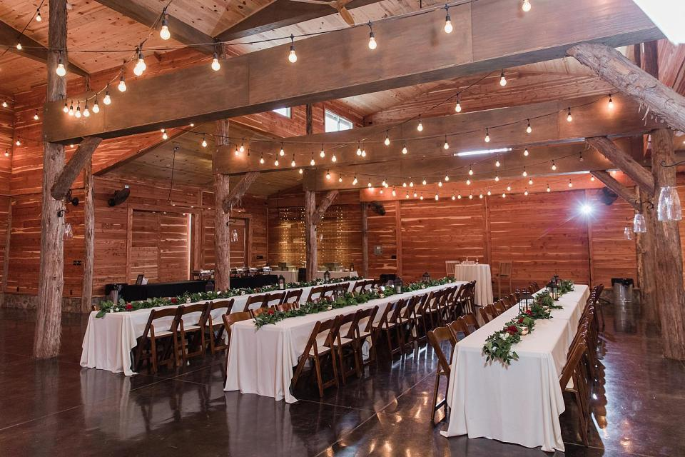The Barn at Cedar Hill Wedding Salisbury, NC